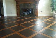 21 Plywood Floor Design Ideas / 21 Plywood Floor Design Ideas