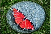 Painted rocks / by Susan Stonehill