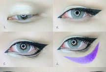 Make up cosplay