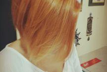 Hair copper hair short medium copper hair...