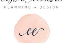 Branding / inspiration board for CWR rebrand