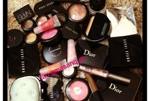 My MakeUp Addiction / All about my Makeup Collection  #mac #nars #dior #bobbibrown #muf #lancome #UD #chanel #ysl