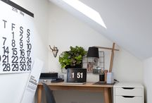 Student accommodation setup / Ideas for students to have a productive workspace