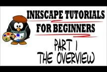 Inkscape info and tutorials