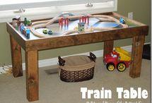 Trains / by Jennifer Stapp