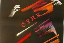 CYRK posters