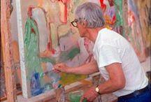 Artist in atollye