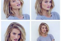 A/W Hair Trend- WOB / Autumn/Winter Hair Trend WOB = Wavy Bob  Styling- Tousled waves or 20s Glamour