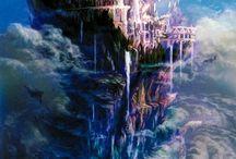 Fantasy Worlds