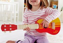 Music Makes the World Go Round / Musical oddities for kiddos!