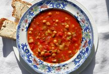 Salads & Soups / Delicious and natural salads, soups & starters to enjoy.