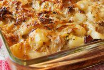 bacon cabbage potato bake