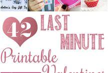 Holiday Ideas: Valentine's Day / Valentines Day Ideas