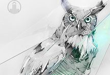 Art Direction, Digital Art, Illustration