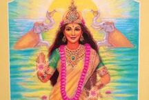 Mother Laxmi