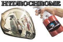 Hydrochrome / A Chrome eljárás most olyan egyszerű, mint az 1 X 1. http://hydrographics.hu