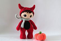 amigurumi characters / by The Crafter's Apprentice