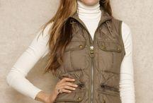 Vest Style / by Sherry Hammer-Casey