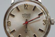 Kellotorin vintagemallistoa
