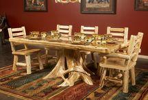 Masif Ahşap Mobilyalar ( solid wood furniture) / Doğal Ağacın Sanatla Buluşması www.mozilya.com