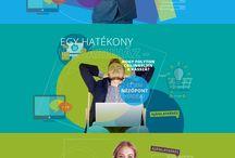 Design, amire büszkék vagyunk / Néhány egyedi, inspiráló reszponziv weboldal-design munkáink közül. Ajánlatkérés, részletek: http://dbweb.hu