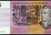 Australian Banknotes / Australian Banknotes. Items of numismatic and historical interest amongst collectors. Australiana in all its forms. If you love all things Australian then this board is for you.