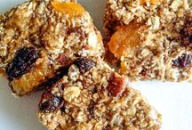 Vegan Bars and Healthy Cookies / by Debra Sims