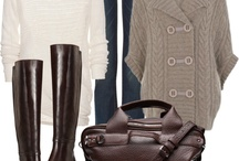 wardrobe / nice clothes