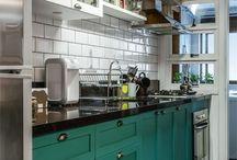 cozinhas variadas