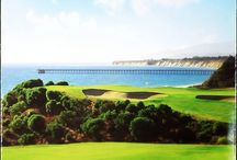 Golfing in Santa Barbara / Time to tee-up and head out to Santa Barbara's championship golf courses! / by Santa Barbara