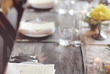 Tables & Decor / Flowers, Tables, Props, etc.