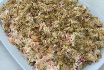 kreviz havuc tavuk salatasi