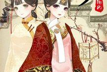 Twins anime