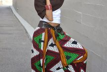 Glicia Simoes afrikan style