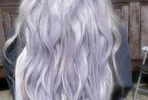 i want purple hair fs