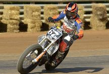 2014 Hagerstown Half-Mile / The Hagerstown Half-Mile took place on July 5th and featured fireworks of the motorsports kind! / by AMA Pro Flat Track