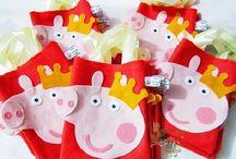 PEPPA PIG / ANTONIA'S 2ND B-DAY  / by Anneliesse Rek