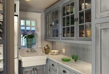 Cabinets / by Reva Miller