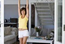 Stretches & Exercises / by Cheryl Colgan