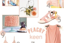 Peach / by Eat Breathe Live Color | Zoe