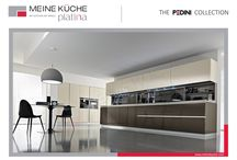 Pedini Collection - Modern Kitchens
