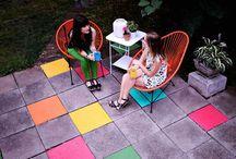 Terrazas / Decoración jardines y terrazas