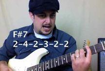 Blues guitar lesson