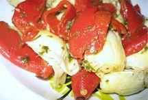 Recetas de alcachofas / Aquí compartiremos todas las recetas que vayamos publicando en nuestro blog.