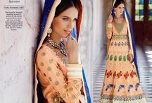 Lalgulal.com - Long Anarkali's Salwar Suits