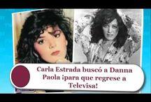 Carla Estrada buscó a Danna Paola ¡para que regrese a Televisa!