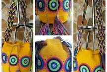 Crochet Bags♡♡♡