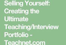 Job interview tips portfolio