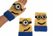 Minion / Minion Crochet goodies for Justin and Christian