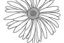 Digistamps -  Blumen